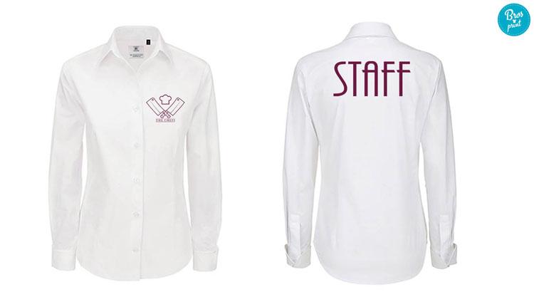camicie staff