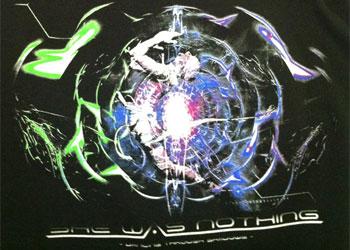 t-shirt stampa serigrafica 4 colori
