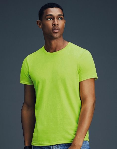 t shirt uomo fashion basic Anvil